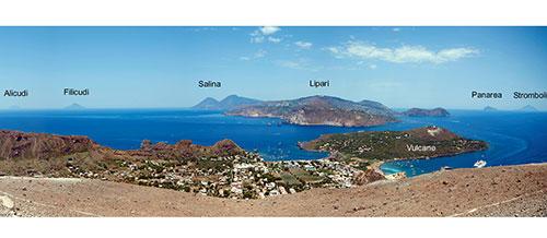 Le sette isole Eolie