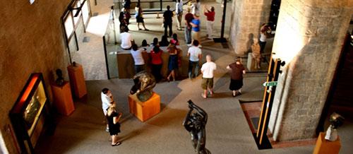 Museo Emilio Greco e Museo Belliniano